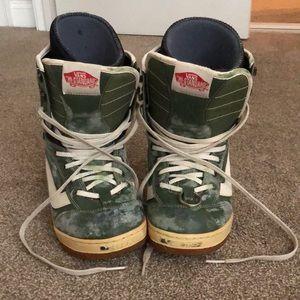 Vans ski boots